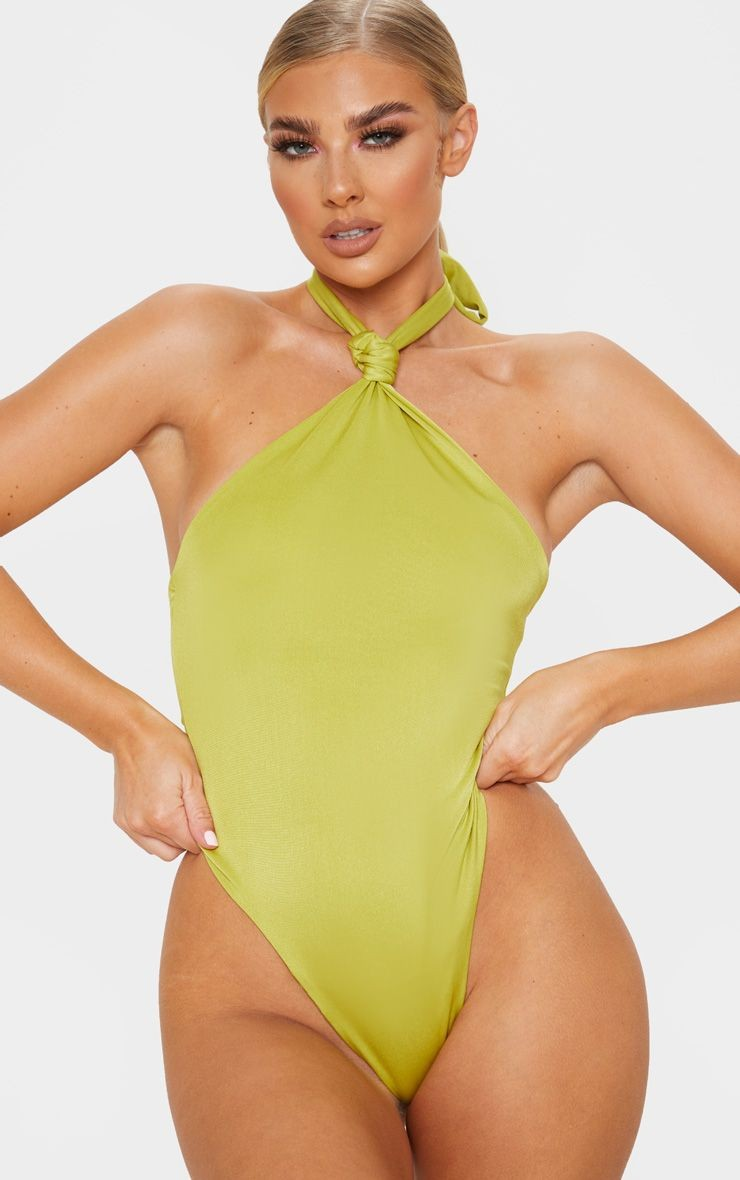 plunge backless strapless bodysuit